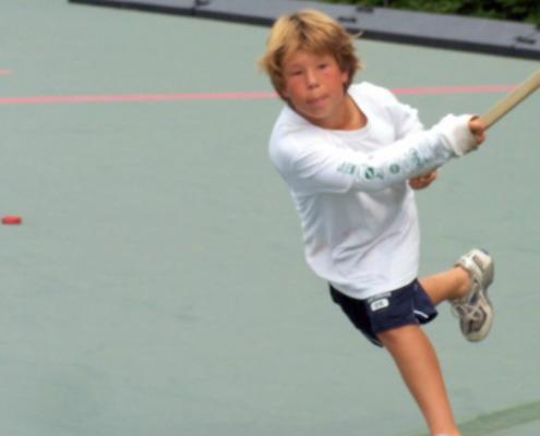 Street Hockey Camp for Boys | Camp Tecumseh