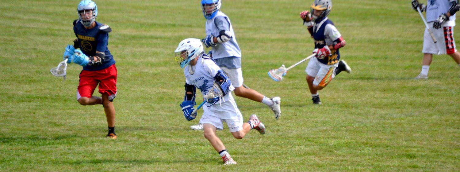 Lacrosse Summer Camp All Boys | Camp Tecumseh