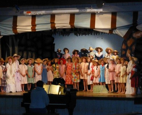 Camp with Acting for Boys | Camp Tecumseh